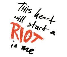 This will forever be my favorite Paramore lyric. Forever.
