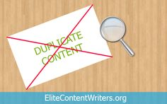 Top tools to check duplicate content