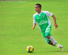 Carlos Lizarazo, volante del Deportivo Cali.