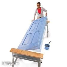 Image result for paint techniques on doors
