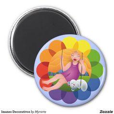 Decorative magnets, home decor, decoración. Producto disponible en tienda Zazzle. Decoración para el hogar. Product available in Zazzle store. Home decoration. Regalos, Gifts. Link to product: http://www.zazzle.com/decorative_magnets-147459618086639673?CMPN=shareicon&lang=en&social=true&rf=238167879144476949 #imanes #magnets
