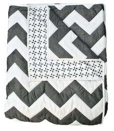 Zig zag doona cover duvet that is lightly quilted and filled - so you can use it without insert in warm weather. Queen size $349 AUS •100% GOTS certified organic cotton   •300 thread count cotton sateen  •The doona opening has recycled buttons to keep everything inside