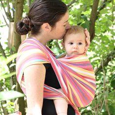 L univers de bébé et de maman - Soins   porte bébé - Echarpe de portage 2de36da86be