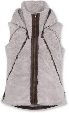 Kuhl Flight Vest - so soft and super cute