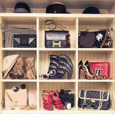 Inside Rosie Huntington-Whiteley's Closet: An Exclusive Look- Rosie Huntington-Whiteley and The Coveteur