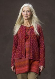 Sweaters & cardigans – GUDRUN SJÖDÉN – Webshop, mail order and boutiques   Colorful clothes and home textiles in natural materials.