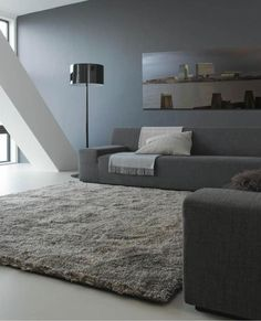 Parnasse is a tufted rug by the Dutch company Carpet Sign. This designer rug has a robust and warm quality. Made of wool and available in four colours. Living Room Shades, Home, New Homes, Classic Carpets, Home Deco, Living Room Grey, Interior Design, Home And Living, House And Home Magazine