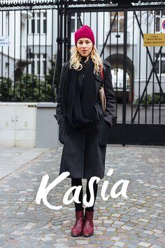 Street Style Warsaw Warsaw, Winter Hats, Vogue, Street Style, Room, Fashion, Bedroom, Moda, Urban Style