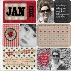 Pocket scrapbooking