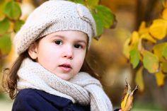 Autumn, Child Photography, ©Misty Exnicios