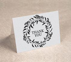 Hey, I found this really awesome Etsy listing at https://www.etsy.com/listing/269928113/sale-printable-thank-you-card-rustic