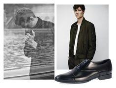 """Stagista"" by federica-gironacci on Polyvore featuring AllSaints, men's fashion e menswear"