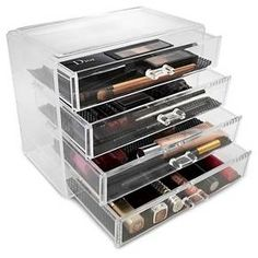 Makeup Organizers Target Impressive Look What I Found On #zulily Sevendrawer Makeup Organizer Design Ideas