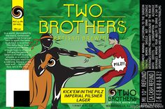 mybeerbuzz.com - Bringing Good Beers & Good People Together...: Two Brothers - Kick 'Em In The Pilz