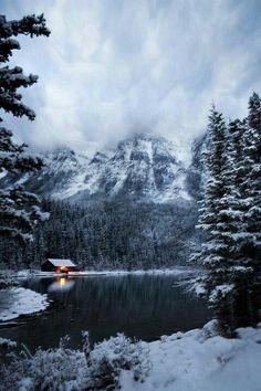 Dream life, Lake Louise Canada