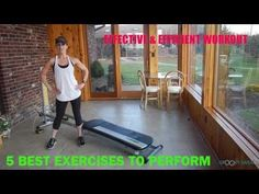 5 Best Total Gym Exercises for Every Workout - Total Gym Pulse - YouTube