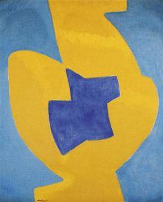 Composition abstraite - Serge Poliakoff