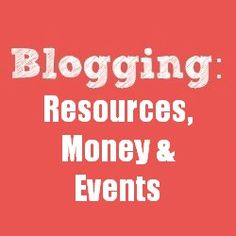 Welcome back to the blogging series kids. Today I'm going to talk about my favorite products, where I learn the most, how I make money blogging (so you can too), and what it takes to put together a blogging event.       Ready? OK!     {say