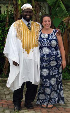 Kwesi and Melissa Koomson, founders of Heritage Academy and the Schoerke Foundation
