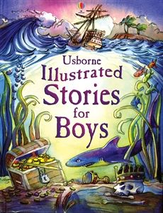 Usborne Pirate Stories Treasure Island