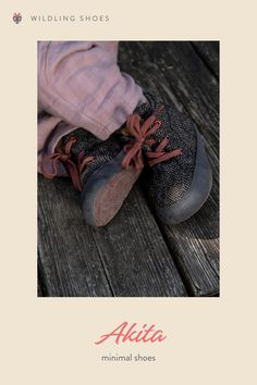 ... this Wildling shoe will keep our little ones' feet especially snug and warm. Combined with an integrated membrane, turns Akita into an out-and-out warmth-providing, naturally moisture-regulating, water-repellent Wildling shoe. Get them now on the Wildling website. picture: Sarah Pabst #minimalshoes #sustainability #fairfashion #barefootshoes #winter #wool Vegan Fashion, Slow Fashion, Minimal Shoes, Balance Bike, Barefoot Shoes, Red Flats, Ride On Toys, Synthetic Rubber