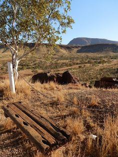 Tom Price town lookout, #Pilbara Region, Western #Australia