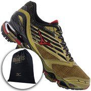 Tênis Mizuno Wave Prophecy 5 Golden Run - Masculino