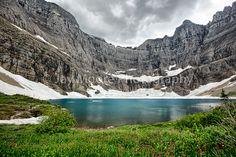 Iceberg Lake | Glacier National Park | © Jay Moore Photography