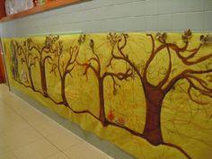 Mural de tardor,