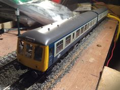 DCC chipped class 108 2 car Intercity livery set  Acquired 24/09/16 from Whitewebbs Enfield MRE