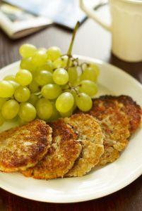 Heart-Healthy Recipe Oatmeal Pancakes