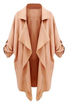 Peachy jacket With Half Sleeves - love it with a pair of skinnies and some flats