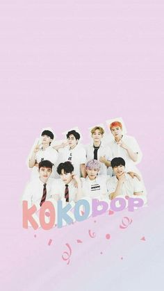 Exo Kokobop, Kpop Exo, Chanyeol, Exo Ot12, Chanbaek, Kpop Backgrounds, Exo Official, Xiuchen, Exo Fan