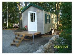 Cabin On Wheels - Tiny House Listings