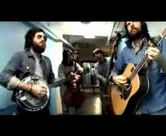 The Avett Brothers sing JLM's For Today.  <3 The words I say to you are phony, 'cause there's nothing left to say.