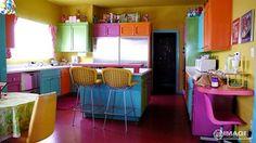 colorful interior design - Buscar con Google
