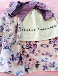 We have just had delivery of these beautiful vintage style aprons all handmade locally