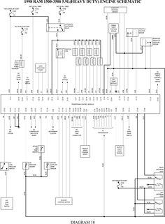 1998 saab 900 wiring diagram 12 best dodge wiring images in 2020 dodge  trailer wiring  trailer wiring