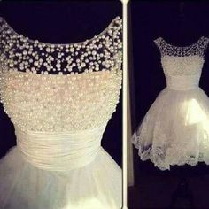 Love the top and the beading!! Maybe a bit longer though..
