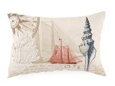 Ocean Cushion 40cm x 60cm - would be nice in a beach themed house