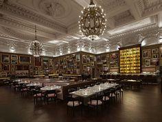 Restaurant Berners Tavern - The London Edition http://www.bernerstavern.com/