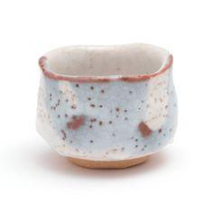 Shino sake cup