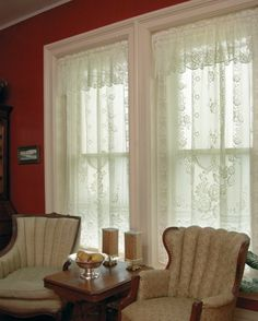 Image detail for -Victorian Rose Curtains