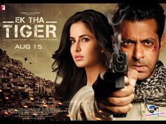 Ek Tha Tiger Movie Review :Salman Khan, Katrina Kaif starred Bollywood Sentimental Thriller Film Ek Tha Tiger discharged on 15 Augest 2012. Kabir Khan administered this film. Aditya Chopra Generated This Film under Yash Raj Films Banner.