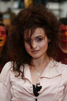 Helena Bonham Carters some say this is a bad hair day...this is her everyday hair! lol