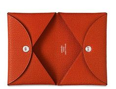 Hermes business card holder