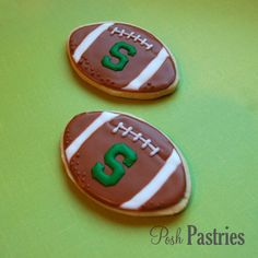 making these for the first MSU game party :)