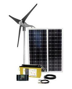 Solar Windinselanlage - Hybrid Set 300 W Solar Windinselanlage - Hybrid Set 300 W [hset300w] - 1,465.00EUR : Mare-Solar, - Solartechnik-Onlineshop