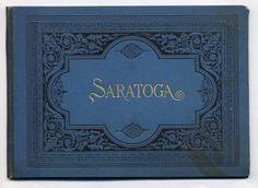 Souvenir of Saratoga Springs