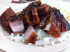 Roast Duck & Roast Pork
